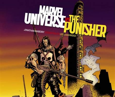 libro punisher vs the marvel marvel universe vs the punisher 2010 4 comics marvel com