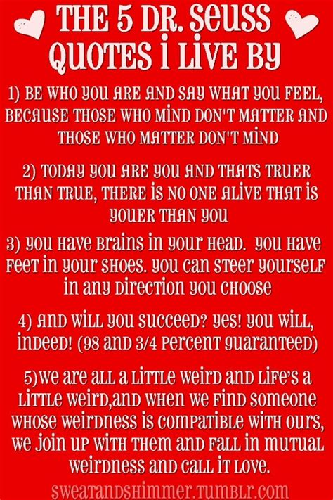 Dr Suess Quote On Love by 25 Meaningful Dr Seuss Quotes