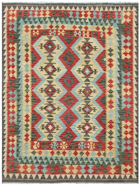 afghan rugs ebay orange 5 x 6 kilim rug knotted afghan rug ebay