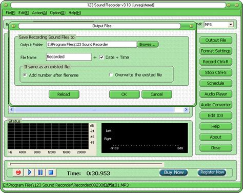 Samsung Auto Call Recorder Software Free Download by Screenshot Review Downloads Of Shareware 123 Sound Recorder