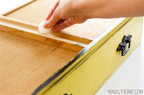 old wood dresser drawers stick how to fix sticky drawers in seconds glycerin soap