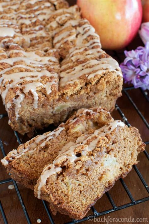 the best cinnamon the best cinnamon apple bread back for seconds