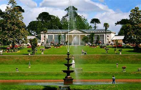 Bicton Park Botanical Gardens Devon 169 Open Garden At Bicton Park Botanical Gardens