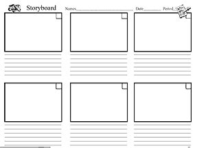 Ux The Difference Between Storyboard User Journey And User Story I3lance Ux Storyboard Template