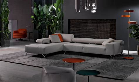 sectional sofa miami miami modern sectional sofa cierre imbottiti