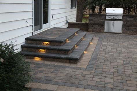Patio Step Lights Inspired Led Outdoor Lighting Stair Lighting Patio By Inspired Led