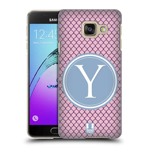Hc Ume Ring Samsung S7 Edge designs letter cases back for samsung galaxy a3 2016 ebay