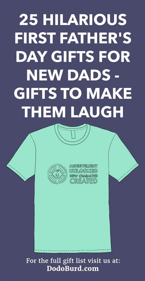 fathers day gifts for dads to be 25 hilarious s day gifts for new dads gifts