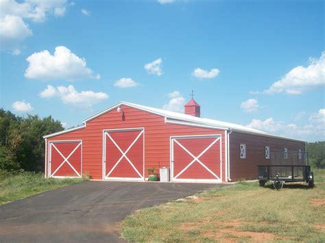 Metal Barns Prices South Carolina Metal Barns Steel Barns Barn Prices Sc