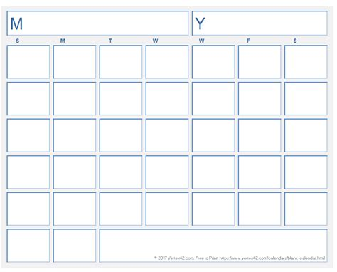 Blank Monthly Calendar Template Pdf by Blank Calendar Template Free Printable Blank Calendars