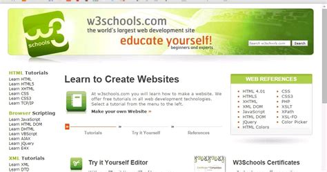 html tutorial w3schools pdf download w3schools html tutorial download phpsourcecode net