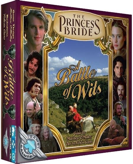 game design wits icv2 review the princess bride a battle of wits game