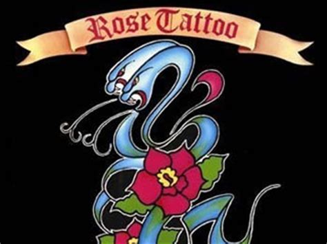 rose tattoo australian music history