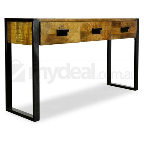 metal table with drawers omaha white table with drawers and metal legs buy
