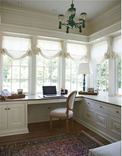 Best Built Windows Decorating Best 25 Traditional Home Offices Ideas On Office Built Ins Desk Office And