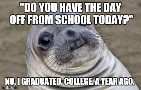 School Today Meme - the baby face struggle is real imgflip