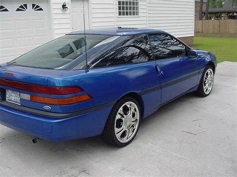 auto body repair training 1989 ford probe spare parts catalogs 1991 ford probe blue 200 interior and exterior images
