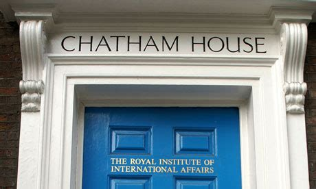 Chatham House Rules Uk Public Leaders Network The Guardian