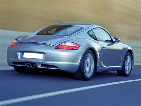 porsche cayman history photos on better parts ltd