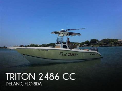 triton boats for sale in florida triton boats for sale in florida