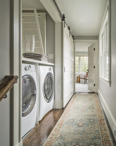 bypass closet doors laundry room farmhouse with modern farmhouse upstairs laundry r