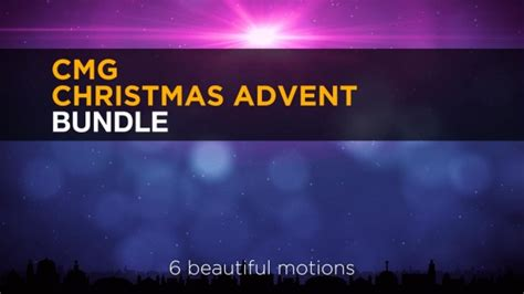 Church Giveaway Ideas - christmas motion background giveaway church stage design ideas