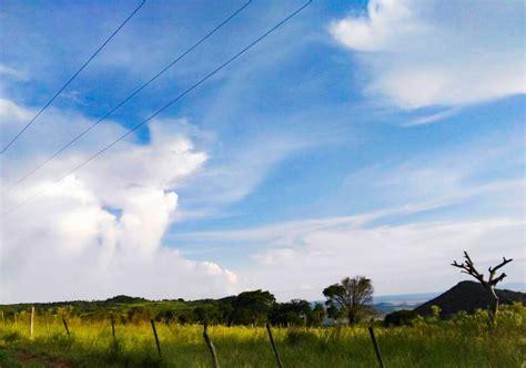 fresco clima viernes santo caluroso y se anuncian lluvias para el fin