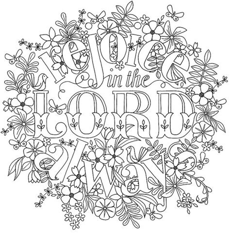 coloring pages for adults bible verses adult colouring page bible verse philippians 4