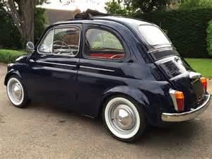 Fiat 500 D Ebay 1965 Fiat 500 D Retro To Go