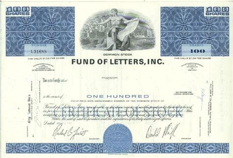 Fundraising Pack Letter pack of 100 certificates fund of letters inc price includes shipping costs to u s
