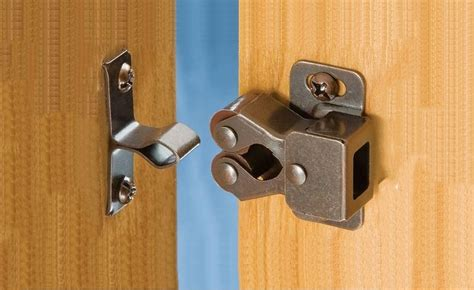 kitchen cabinet door latches kitchen cabinet locking hardware mf cabinets