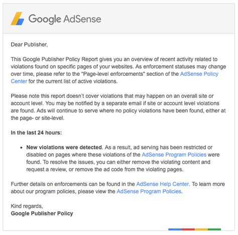 adsense meaning viable opposition censorship it s alive and well and