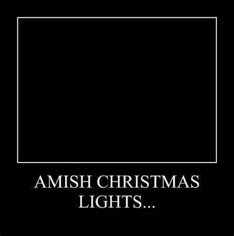 vic the vicar made me laugh amish christmas lights