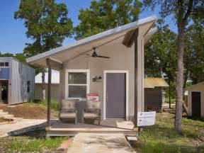 Small Homes Revolution 10 Tiny House Villages For The Homeless Across The U S