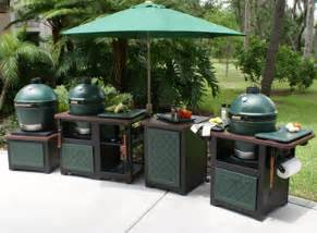 Werever Cabinets Big Green Egg Table Cabinet Outdoor Kitchen Storage