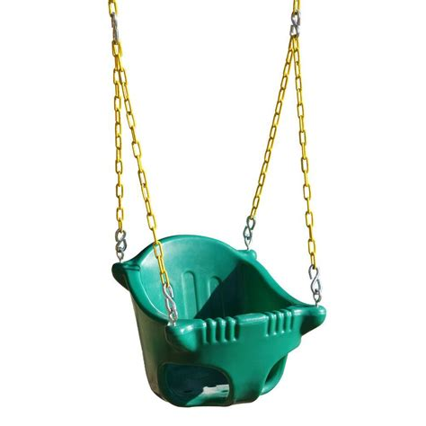 bucket swing gorilla playsets heavy duty toddler bucket swing 04 0021