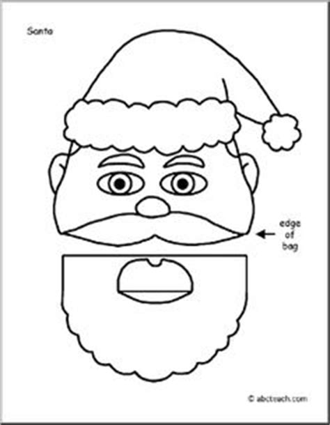 printable christmas paper bag puppets 1000 images about paper bag puppets on pinterest paper