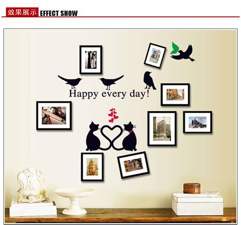 Frames For Bedroom Photo Frames Cn1050 Wall Stiker Decoration
