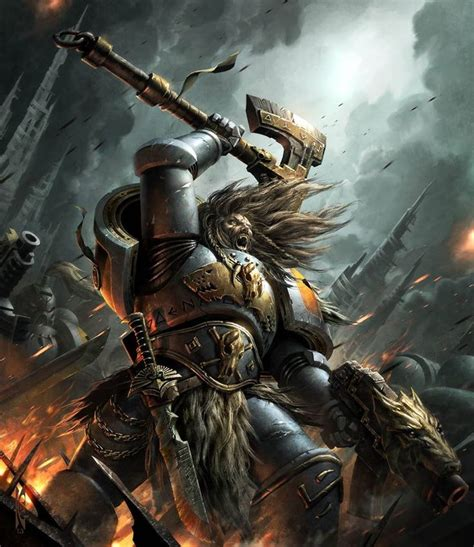the devastation of baal space marine conquests books space wolves codex raymond swanland iom