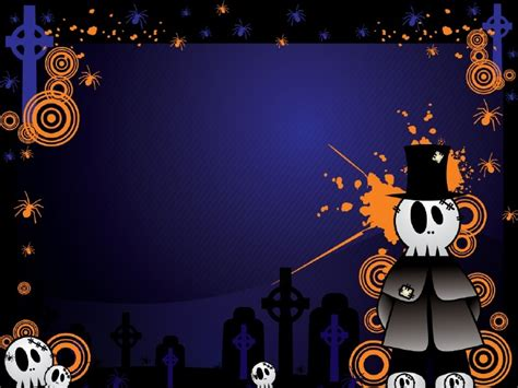 free halloween powerpoint templates download free ppt free halloween powerpoint templates 10