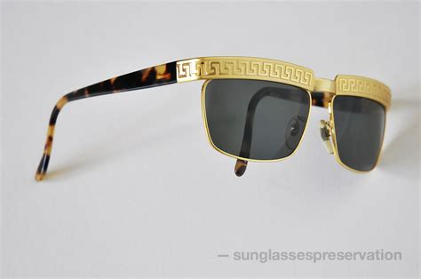 VERSACE model S 82 col. 28L 90s   sunglassespreservation