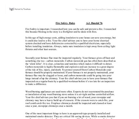 Food Inc Essay by Electrical Safety Essay Docoments Ojazlink