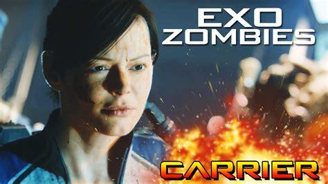 exo zombies carrier easter egg exo zombies carrier easter egg full outro cutscene