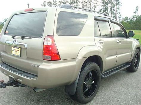 toyota 4runner with 3rd row seating for sale sell used 06 toyota 4runner sr5 v8 3rd row 4 7l 20