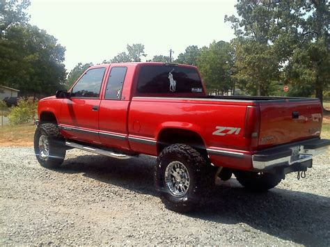 download car manuals 1997 gmc 1500 head up display 1997 lifted z71 insanley clean and a real head turner the outdoors trader