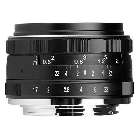 Meike 35mm F1 7 meike mk 35mm f1 7 e mount lens info