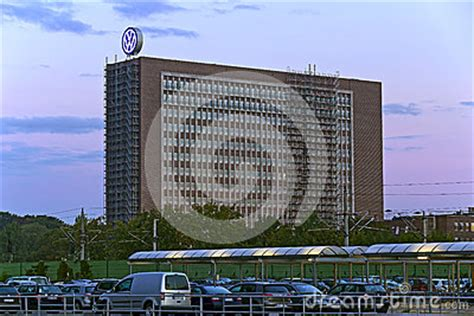 volkswagen germany headquarters volkswagen headquarter editorial photo image 60041221