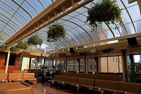 coperture tettoie trasparenti simple copertura trasparente hudson terrace with coperture