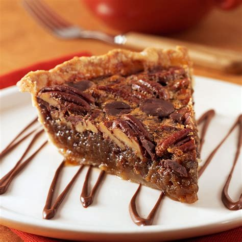 bourbon chocolate pecan pie recipe taste  home