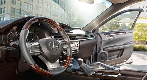lexus es 2020 interior 2020 lexus es 350 interior new features 2019 suvs